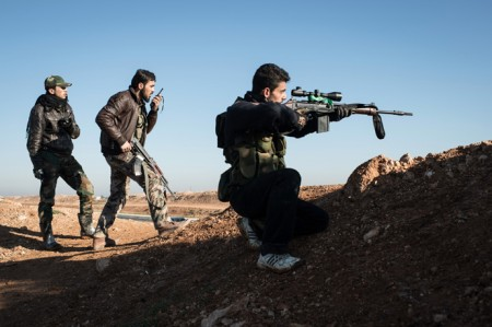 syrian-rebels